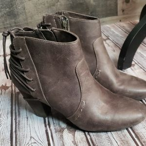 Report women's ankle boots booties 10